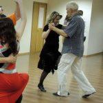 Роли полов в танце