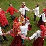 Танцы наших предков