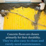 Как производится бетон