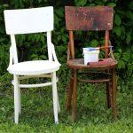 Как восстановить старую деревянную мебел