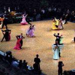 История бальных танцев.